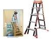 LITTLE GIANT® SELECT STEP FIBERGLASS STEPLADDER